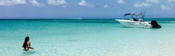 Turks and Caicos cruising