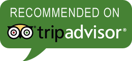 recommended us on trip advisor